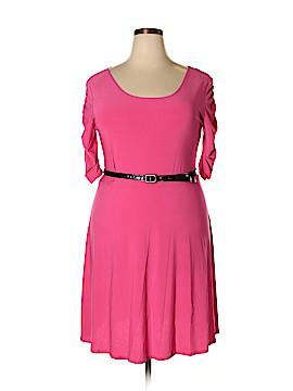 Star Vixen Casual Dress Size 2X (Plus)