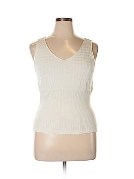 Lauren by Ralph Lauren Sleeveless Top Size XL