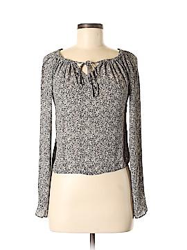 Hollister Long Sleeve Blouse Size XS