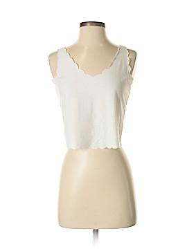Topshop Sleeveless Blouse Size 4