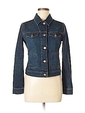 Halogen Denim Jacket Size M