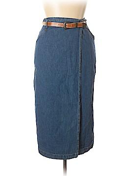 Dockers Denim Skirt Size 14