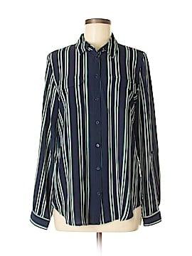 DressBarn Long Sleeve Blouse Size M
