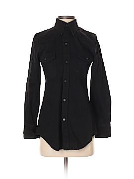 Calvin Klein 205W39NYC Denim Jacket Size 0