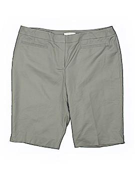 Chico's Khaki Shorts Size XL (3)