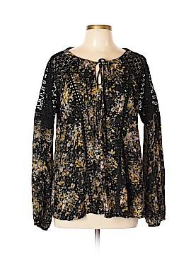 Jessica Simpson Long Sleeve Blouse Size XL