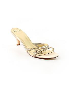 Delman Shoes Mule/Clog Size 9 1/2