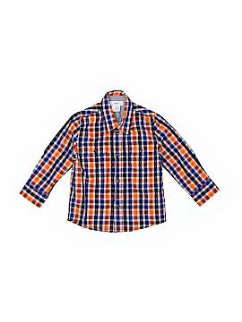 BOSS by HUGO BOSS Long Sleeve Button-Down Shirt Size 2