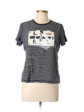 Lauren by Ralph Lauren Short Sleeve T-Shirt Size L (Petite)