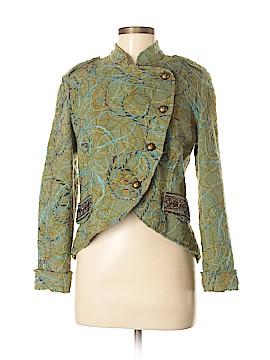 Alberto Makali Wool Blazer Size 8