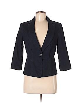White House Black Market Denim Jacket Size 4
