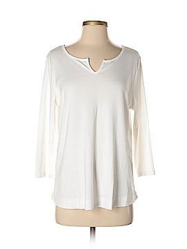 J.jill 3/4 Sleeve T-Shirt Size M