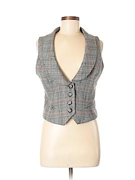 Lux Tuxedo Vest Size M
