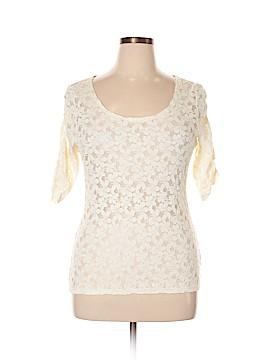 Eloise Short Sleeve Top Size L