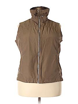 Columbia Vest Size 1X (Plus)