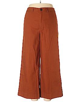 Madewell Khakis Size 32 (Plus)