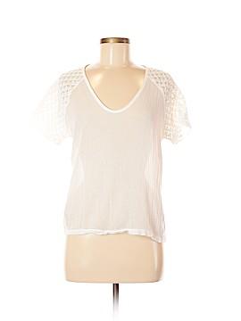 Hi-Line Short Sleeve Top Size M