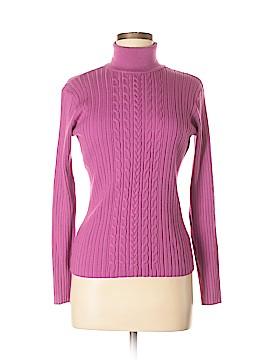 New York & Company Turtleneck Sweater Size M