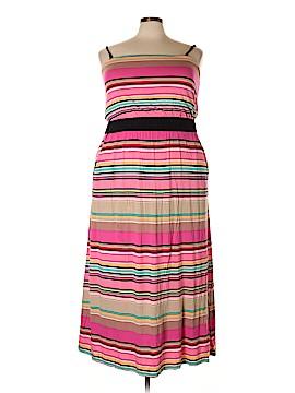 Lane Bryant Casual Dress Size 22 - 24 Plus (Plus)