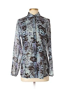 CAbi Long Sleeve Blouse Size S