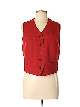 Ann Taylor Tuxedo Vest Size 12