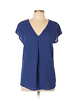 Daniel Rainn Short Sleeve Blouse Size XL
