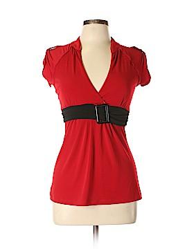 Vanity Short Sleeve Top Size M