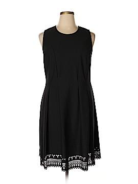 Monteau Casual Dress Size 1X (Plus)