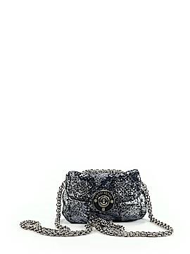Henri Bendel Leather Crossbody Bag One Size