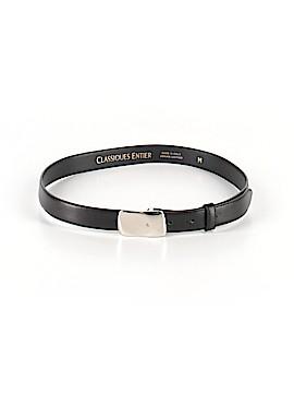 Classiques Entier Leather Belt Size M