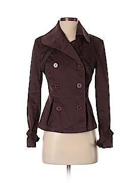 London Jean Trenchcoat Size 0