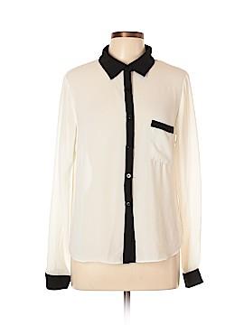 Love 21 Long Sleeve Blouse Size L