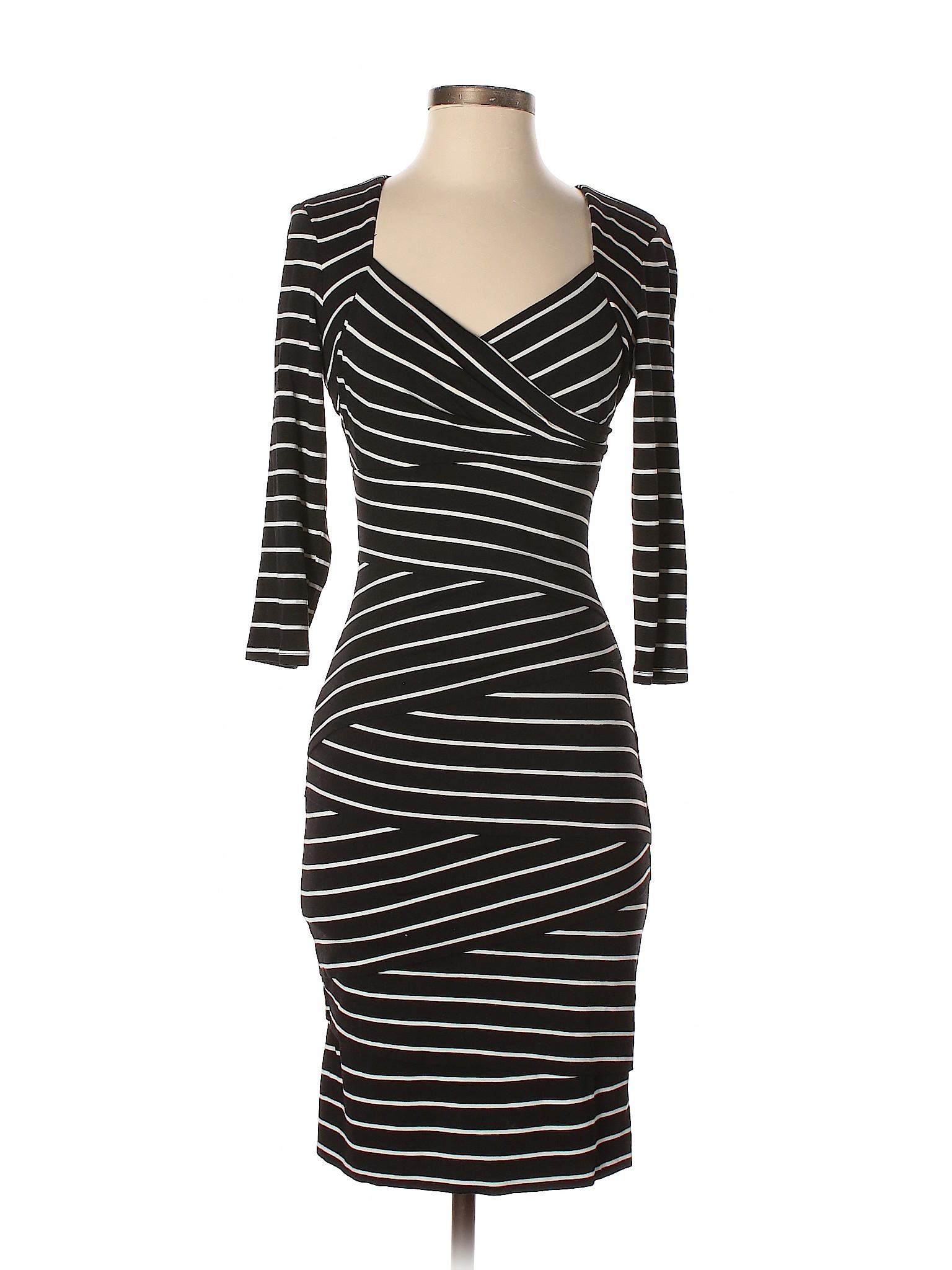 White Market Selling House Casual Black Dress pCxqwOx