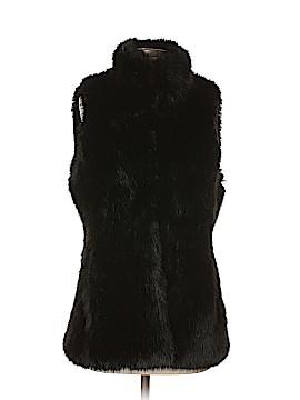Banana Republic Faux Fur Vest Size S
