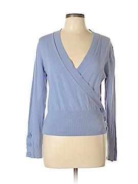 Madison Studio Silk Pullover Sweater Size L