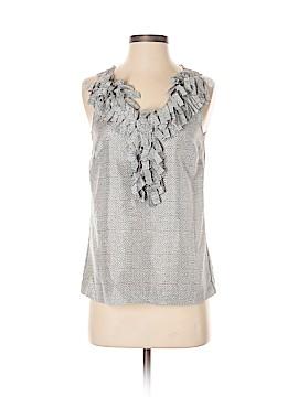 J. Crew Factory Store Sleeveless Silk Top Size 0