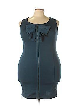 Faith 21 Casual Dress Size 2X (Plus)