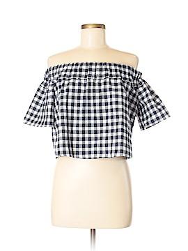 Glamorous Short Sleeve Blouse Size 6