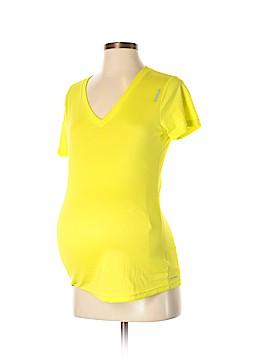 Reebok for Motherhood Maternity Active T-Shirt Size S (Maternity)