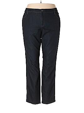 DKNY Jeans Jeans Size 24w (Plus)