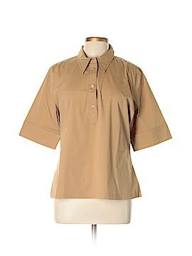 Faconnable Short Sleeve Button-Down Shirt Size XL