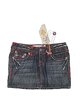 Laguna Beach Denim Skirt 26 Waist