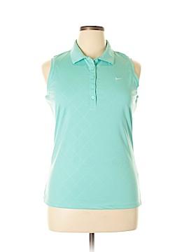 Nike Sleeveless Polo Size XL