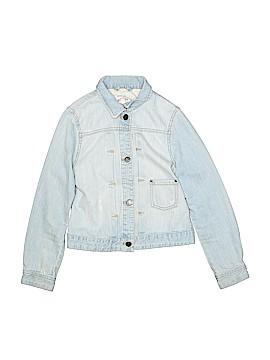 Crewcuts Denim Jacket Size 10