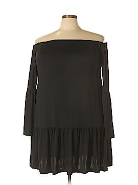 24/7 Comfort Apparel Casual Dress Size 2X (Plus)