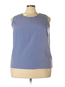 Blair Boutique Sleeveless Blouse Size 2X (Plus)