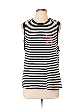 Double Zero Sleeveless T-Shirt Size L