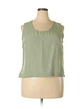 Koret Sleeveless Blouse Size 20 (Plus)