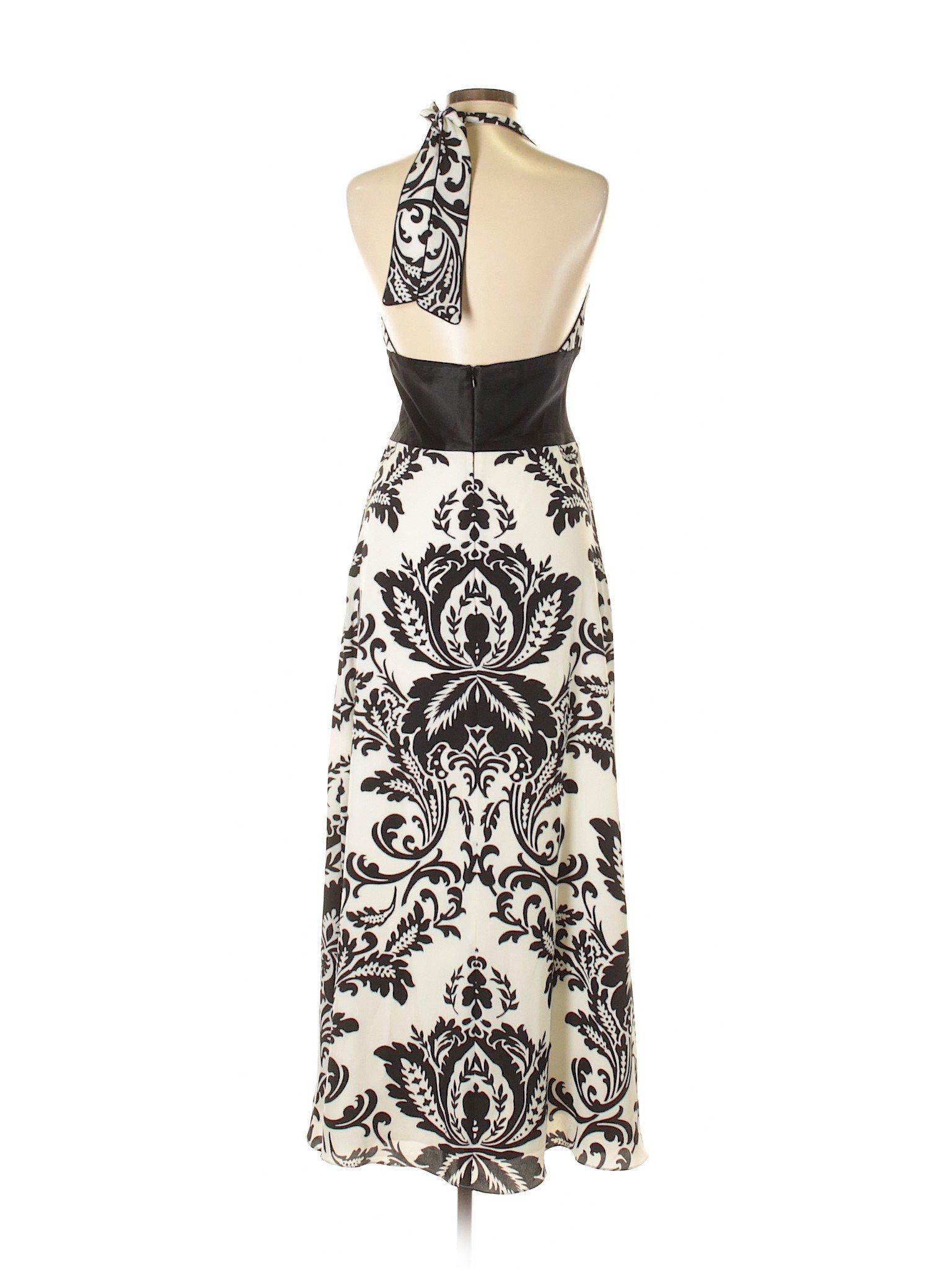 Casual White winter Black House Boutique Market Dress 04qvX