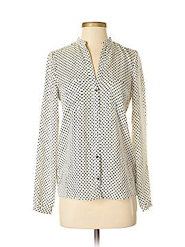 Zara Long Sleeve Button-Down Shirt Size XS